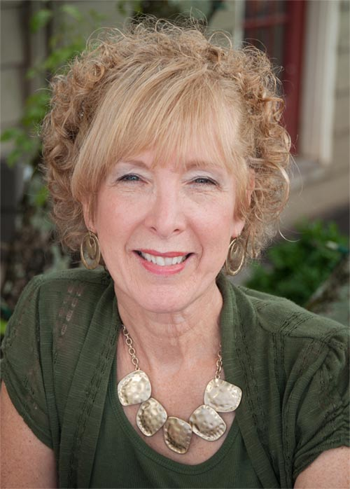Author Gail Heller